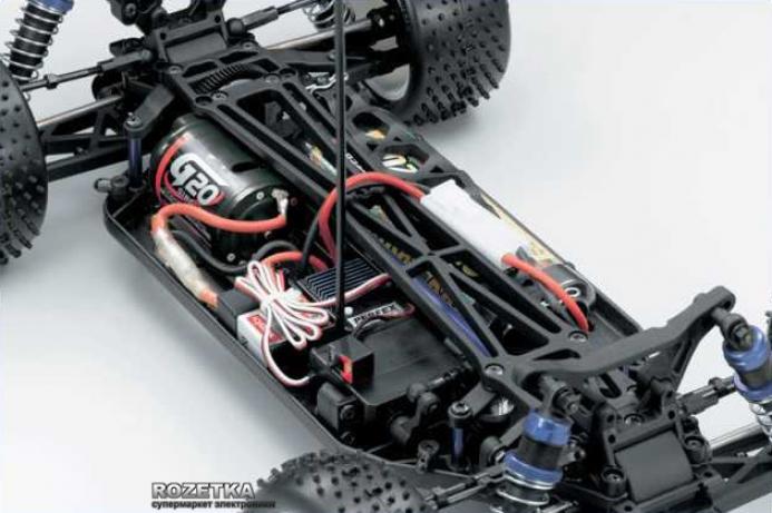 Радиоуправляемая машина своими руками с электродвигателем