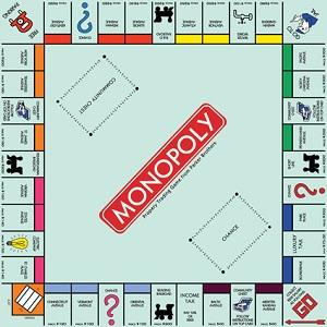 Игра монополия скачать распечатать